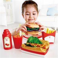 משחק דמיון באוכל - מזון מהיר HAPE