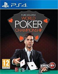 Pure Hold'em World Poker Championship PS4 במלאי! אירופאי!