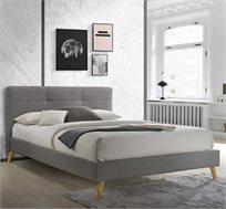 מיטת זוגית מודרנית מרופדת דגם TENESY