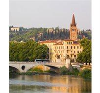 טיסה לאיטליה! טיסות הלוך ושוב לרומא או ורונה רק ב-€245 לאדם!