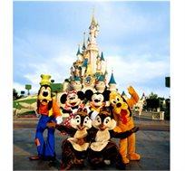 פסח עם המשפחה בפריז ודיסני! 4, 5 או 7 לילות בפריז ודיסנילנד + שייט על הסיין מתנה החל מכ-€875* לאדם!