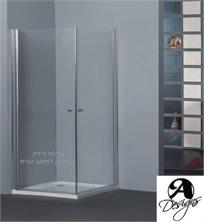 מקלחון פינתי  2 דלתות - אביטל דיזיין פינתי