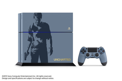 PS4 UNCHARTED 4 BUNDLE גרסת אספנים מעוצבת. משלוח חינם - תמונה 2