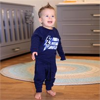 ORO חליפה (3 חודשים - 4 שנים) - ברק כחול