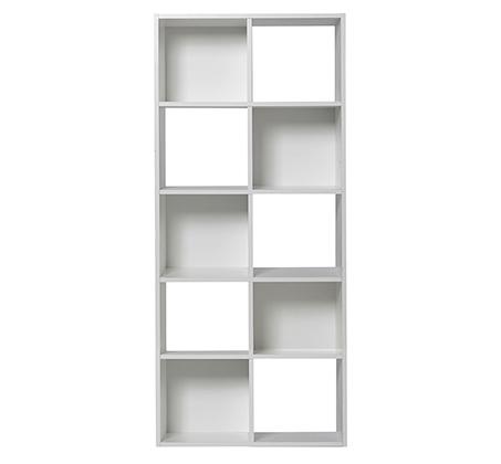 ארונית 10 תאים לאיחסון בחדרי ילדים, חדרי ארונות, סלון ועוד בגימור תבליט HOMAX - תמונה 4