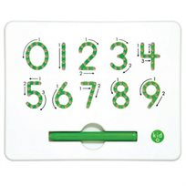משחק מגנטי - לוח מספרים