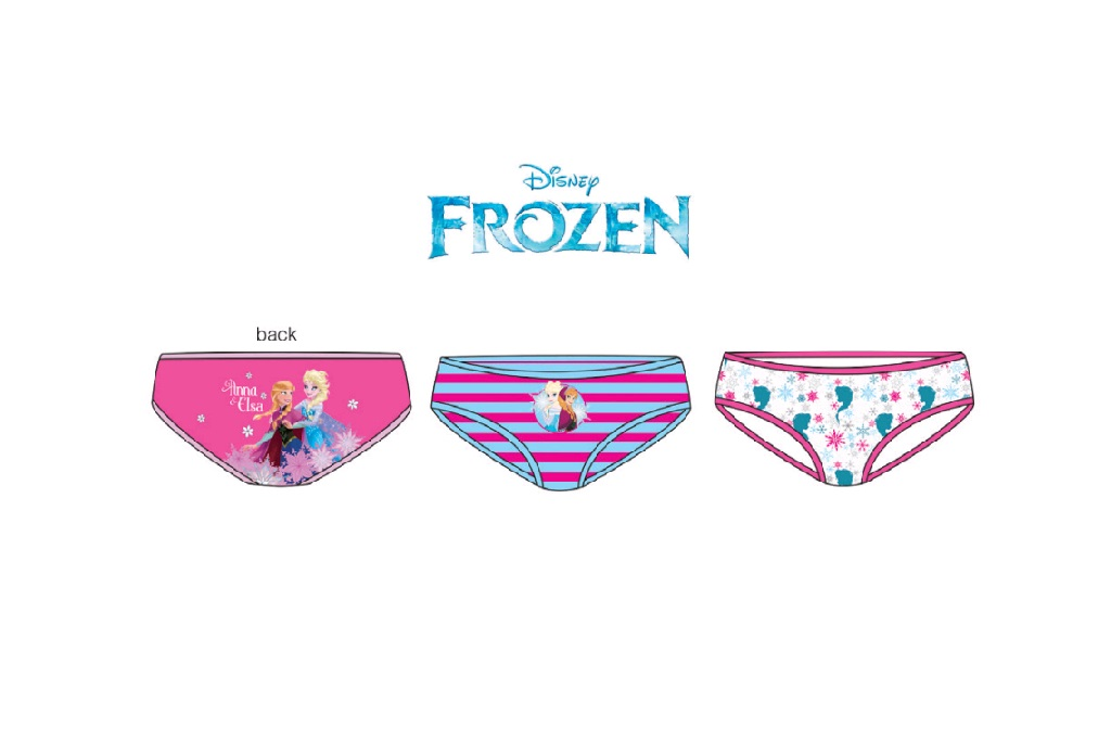 תחתוני בנות Frozen