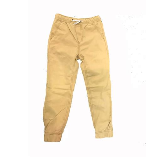 Nautica / נאוטיקה (16-4 שנים) מכנס ארוך כותנה חגורה גומי