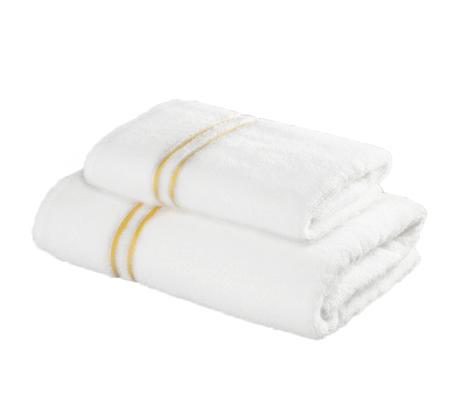 סט הכולל שתי מגבות אמבט ושתי מגבות ידיים רכות ומפנקות בעיטור פסים בצבעים לבחירה מגבות ערד - משלוח חינם - תמונה 4