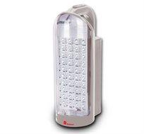 תאורת חירום ניידת, נטענת 40 נורות LED מבית סלמור דגם SE-932, זמן תאורה של עד כ- 15 שעות וידית נשיאה