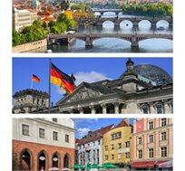 """הערים המלכותיות! טיול מאורגןלברלין, פולין ופראג  ל-8 ימים כולל לינה ע""""ב א.בוקר החל מכ-$717*"""