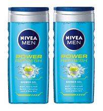 Nivea Men Shower Gel Power Refresh