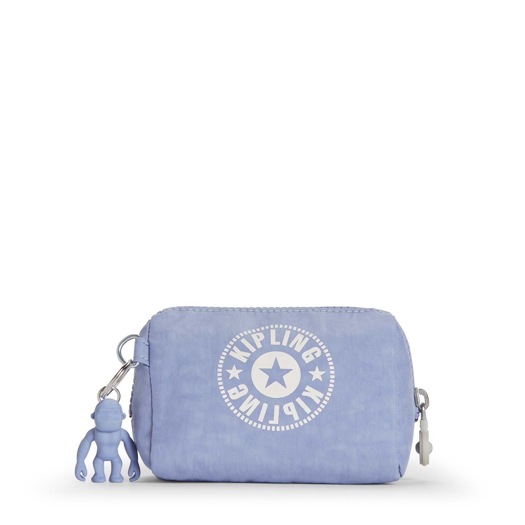 תיק איפור קטן Inami S - Timid Blue כחול מאופק