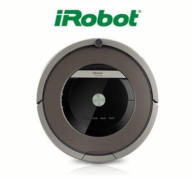 הדור החדש והמהפכני - IROBOT Roomba 870 עם מערכת ה- AeroForce