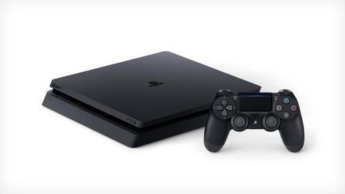 Sony PlayStation 4 PS4 500GB SLIM אירופאי !! משלוח חינם - תמונה 3
