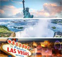 טיול מאורגן בפסח לניו יורק ולאס וגאס רק בכ-$3600*
