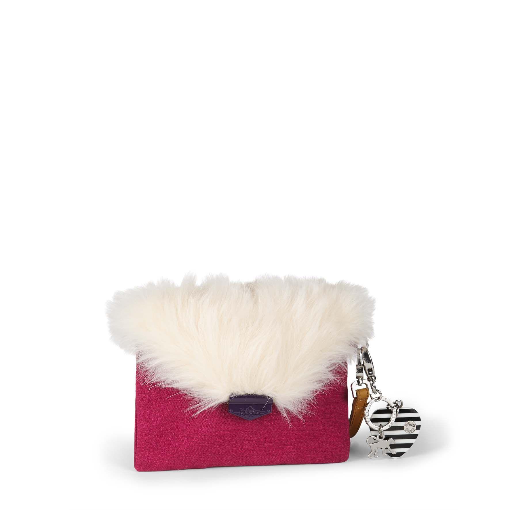 תיק קלאץ קטן Furry Phaenna - Berryברי