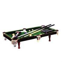 שולחן ביליארד קטן ומעוצב 3 FIT המאפשר לילדיכם ליהנות מחוויית המשחק!