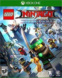 Lego Ninjago Movie Video Game Xbox One  אירופאי!