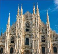 טיסה או טיסה ומלון למילאנו ב-25-28.2 החל מכ-$115*