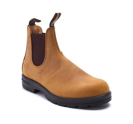נעלי בלנסטון לגברים בצבע חום קרייזי- Blundstone 561