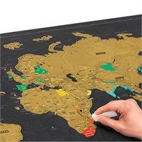 מפת עולם Luckies Deluxe