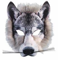 מסכה זאב פרווה