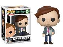 Funko Pop - Lawyer Morty (Rick And Morty)  304 בובת פופ ריק ומורטי מורטי עורך דין