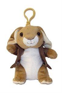פיטר הארנב קטן ג'קט חום 13 ס''מ