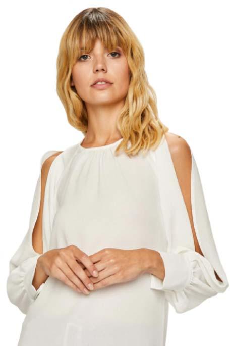 חולצה במראה רומנטי MORGAN - צבע לבחירה