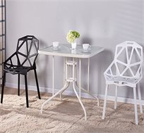 כסא בעיצוב מיוחד לשימוש בבית ובגן