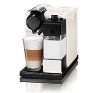 מכונת Nespresso לטיסימה טאץ' בצבע לבן עם מקציף חלב דגם F511