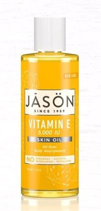 Jason Skin Oil Vitamin E