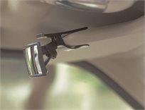 F209 - מראה תינוק 'חיבור מהיר' מתכווננת לרכב