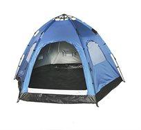 אוהל משפחתי נפתח ברגע בעל מנגנון פתיחה מהירה ARTOS מותאם לעד 6 אנשים