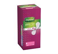 מארז 6 חבילות תחבושות דיפנד לבריחת שתן