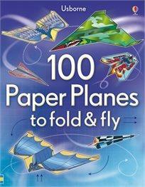 100 מטוסי נייר