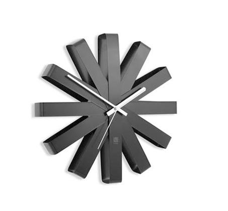 שעון קיר Ribbon wall