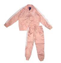 NIKE  חליפה (2-7 שנים) - סטאן ורוד