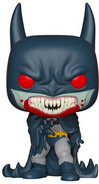 Funko Pop - Red Rain Batman (Batman) 286 בובת פופ