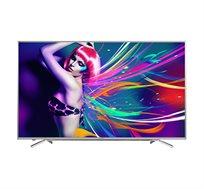 """טלוויזיה Hisense """"55 Smart LED 4K בטכנולוגיית ULED כולל מתקן+התקנה"""