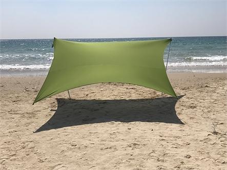 בד אוהל לייקרה בינוני 5X3.4 - משלוח חינם - תמונה 5