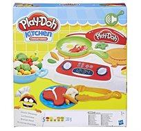 פליידו אומנות המטבח בישול יצירות מופת קולינאריות צעצוע לילדים