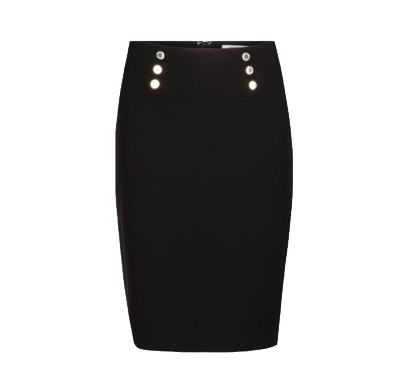 חצאית גבוהה MORGAN  - צבע לבחירה