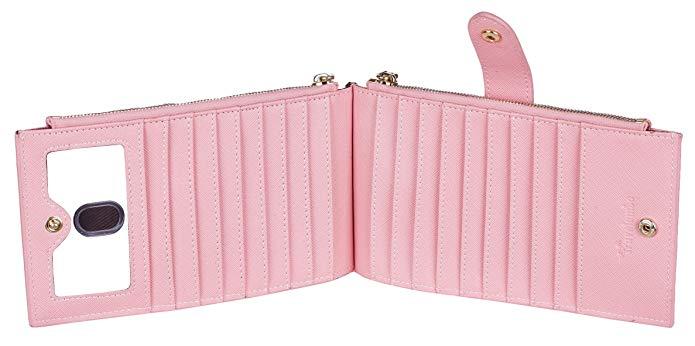 Lambo Wallet Multi Card Case Pink Sakura - תמונה 5