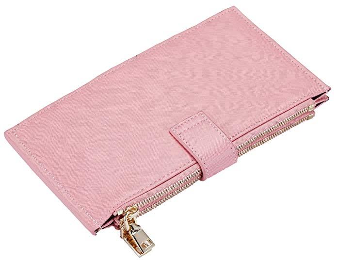 Lambo Wallet Multi Card Case Pink Sakura