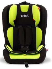 כסא בטיחות משולב בוסטר Comfort עם Isofix