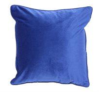 כרית נוי קטיפה RICO BRAND כחול