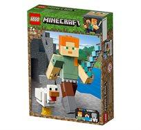 אלכס ביג פיג - מיינקראפט LEGO