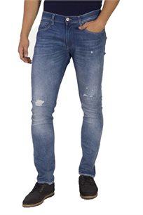 ג'ינס LEE LUKE לגברים בצבע כחול